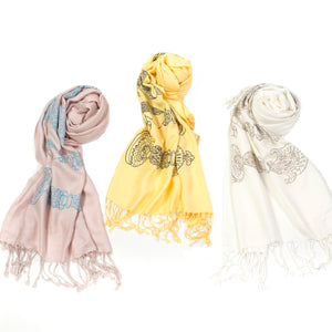 Encore Chess Scarves