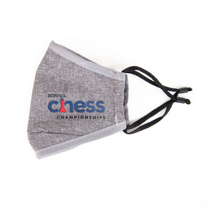 2020 US Chess Championship Face Mask