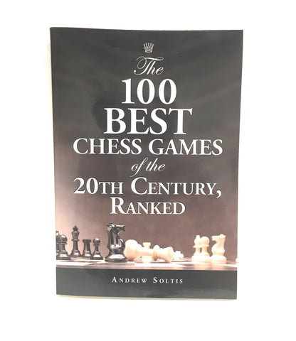 100 Best Chess Games of the 20th Century, Ranked