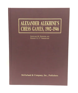 Alexander Alekhine's Chess Games