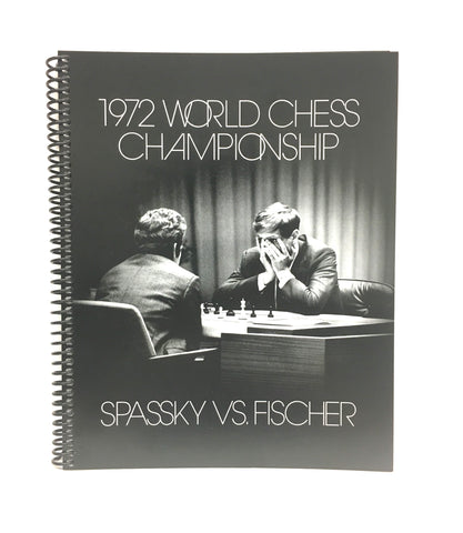 Harry Benson: Fischer Vs Spassky Journal