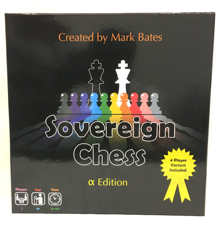 Sovereign Chess Alpha Edition