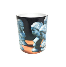 Load image into Gallery viewer, Chess Bust Mug (Ladies Knight)