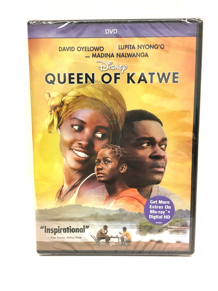 Queen of Katwe DVD