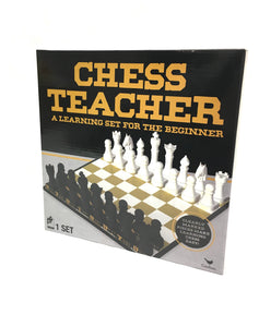 "Chess Teacher, 15"" Set"
