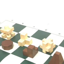 Load image into Gallery viewer, #Wooden Chessblocks