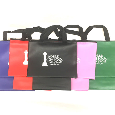WCHOF Chess Travel Bag