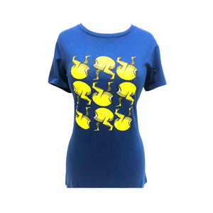 #A Queen Within Eyeball Women's T-Shirt