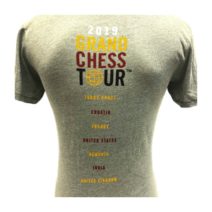 #2019 Grand Chess Tour T-Shirt