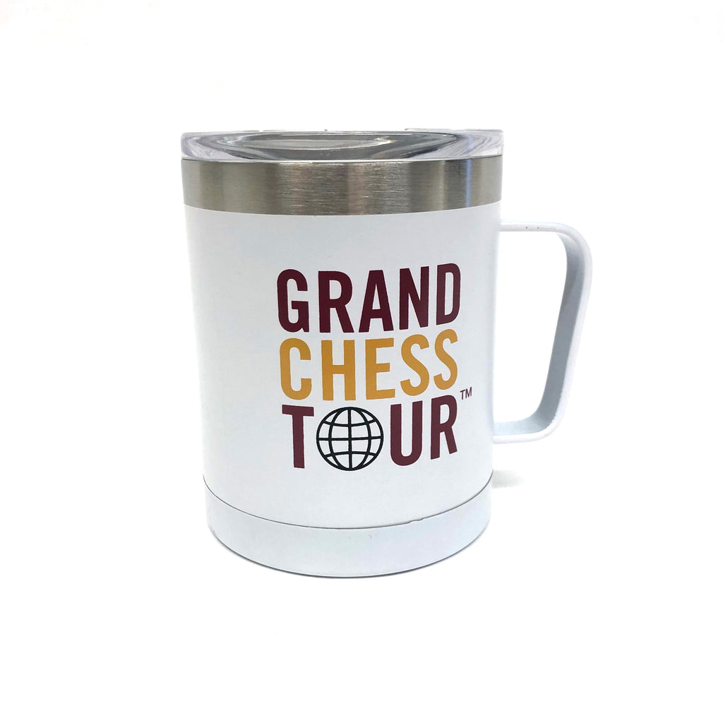 2019 Grand Chess Tour Mug