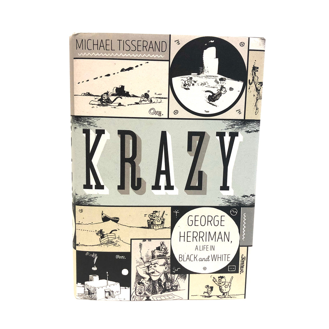 #Krazy: George Herriman, A Life in Black and White