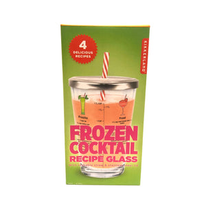 Frozen Cocktail Recipe Cup
