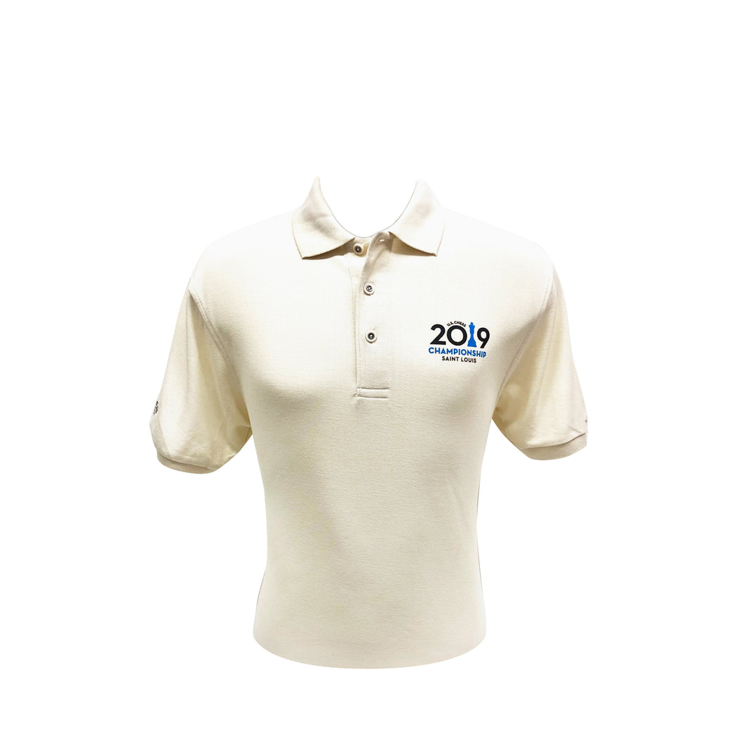 #2019 US Chess Championship Polo