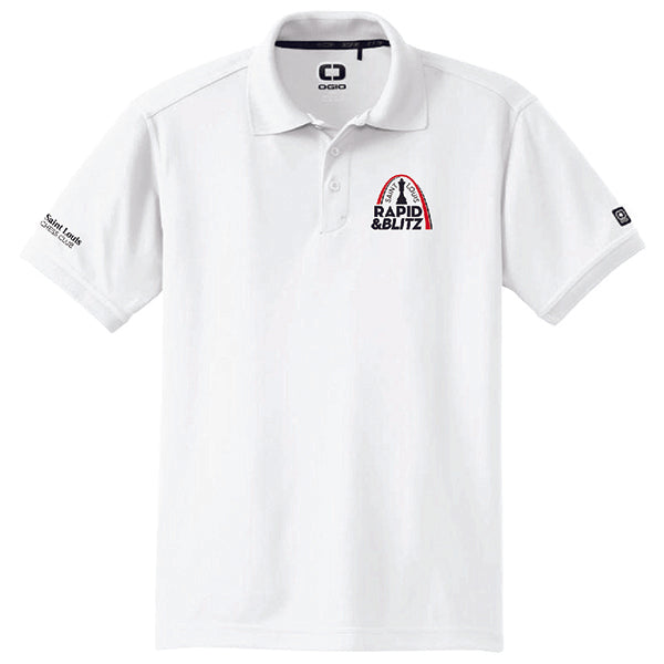 2018 Saint Louis Rapid & Blitz Polo