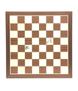 2018 Champions Showdown Wooden Board [Autographed by Pairs]