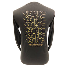 Load image into Gallery viewer, WCHOF Alt Long Sleeve Tee - Black