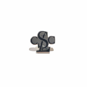 Saint Louis Chess Club Logo Pin