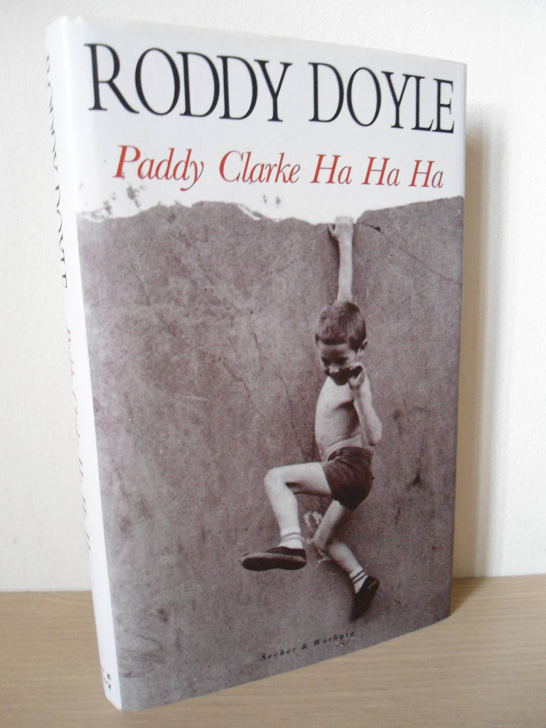 Paddy Clarke Ha Ha Ha- SIGNED- UK 1st Edition 1st Print Roddy ...