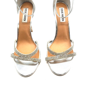 Primary Photo - BRAND: STEVE MADDEN STYLE: SANDALS LOW COLOR: SPARKLES SIZE: 7.5 SKU: 262-26275-63732AS IS