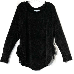 Primary Photo - BRAND: SHE + SKY STYLE: SWEATER LIGHTWEIGHT COLOR: BLACK SIZE: L/XLSKU: 262-26275-75121SOFT!