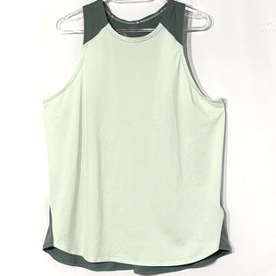 Primary Photo - BRAND: NORTHFACE STYLE: ATHLETIC TANK TOP COLOR: GREEN SIZE: XL SKU: 262-26275-77370