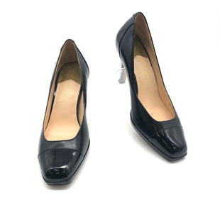 Primary Photo - BRAND: COLE-HAAN STYLE: SHOES LOW HEEL COLOR: BLACK SIZE: 7 SKU: 262-26275-76384AS IS SLIGHT WEAR TO FABRIC (NOT ABLE TO BE PHOTOGRAPHED), SMALL SCUFF ON FRONT OF TOE
