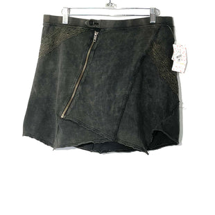 Primary Photo - BRAND: FREE PEOPLE STYLE: SKIRT COLOR: GREY SIZE: L SKU: 262-26275-74597