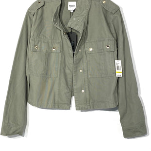 Primary Photo - BRAND: KENSIE STYLE: JACKET OUTDOOR COLOR: OLIVE SIZE: M SKU: 262-26211-141062