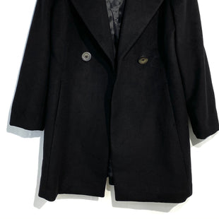 Primary Photo - BRAND: TAHARI STYLE: COATCOLOR: BLACK SIZE: XL SKU: 262-262101-1664DESIGNER FINAL 80% WOOL
