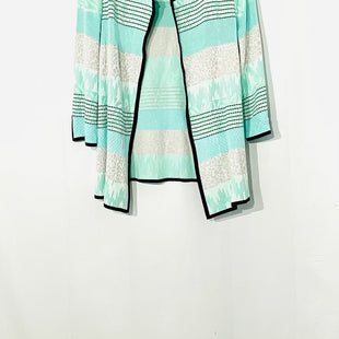 Primary Photo - BRAND: MING WANG STYLE: SWEATER CARDIGAN LIGHTWEIGHT COLOR: MINT SIZE: XL SKU: 262-26275-70832