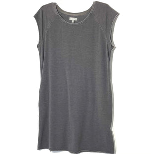 Primary Photo - BRAND: NEIMAN MARCUS STYLE: DRESS SHORT SLEEVELESS COLOR: FADED GREY SIZE: L SKU: 262-262101-293758% COTTON5% SPANDEX