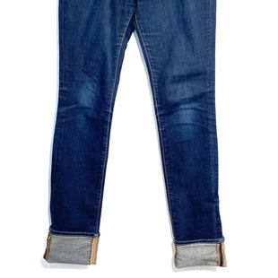 "Primary Photo - BRAND: J BRAND STYLE: JEANS COLOR: DENIM SIZE: 6 /28SKU: 262-26275-66101FRONT RISE 8""INSEAM 33"" UNCUFFED"