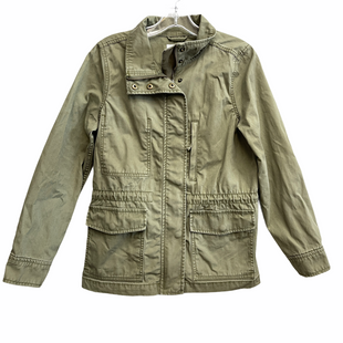 Primary Photo - BRAND: MADEWELL STYLE: JACKET OUTDOOR COLOR: OLIVE SIZE: S SKU: 262-26241-48311