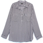 Primary Photo - BRAND: ANN TAYLOR <BR>STYLE: BLOUSE <BR>COLOR: CHECKED <BR>SIZE: XXL <BR>SKU: 262-26211-140110