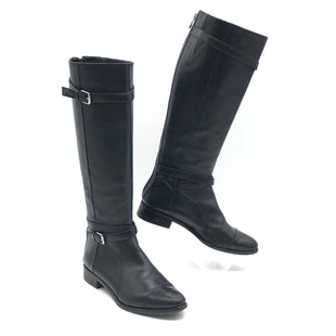 Primary Photo - BRAND:  POUR & VICTOIRESTYLE: BOOTS KNEE COLOR: BLACK SIZE: 7 SKU: 262-26241-45245IN GREAT SHAPE AND CONDITION