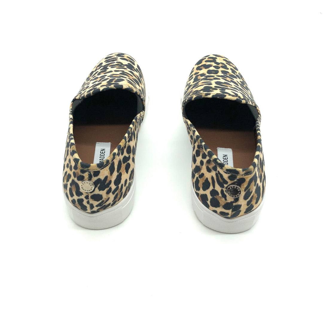 Photo #2 - BRAND: STEVE MADDEN <BR>STYLE: SHOES FLATS <BR>COLOR: ANIMAL PRINT <BR>SIZE: 9.5 <BR>SKU: 262-26275-75062<BR><BR>AS IS FINAL SALE <BR>LIKE NEW <BR>