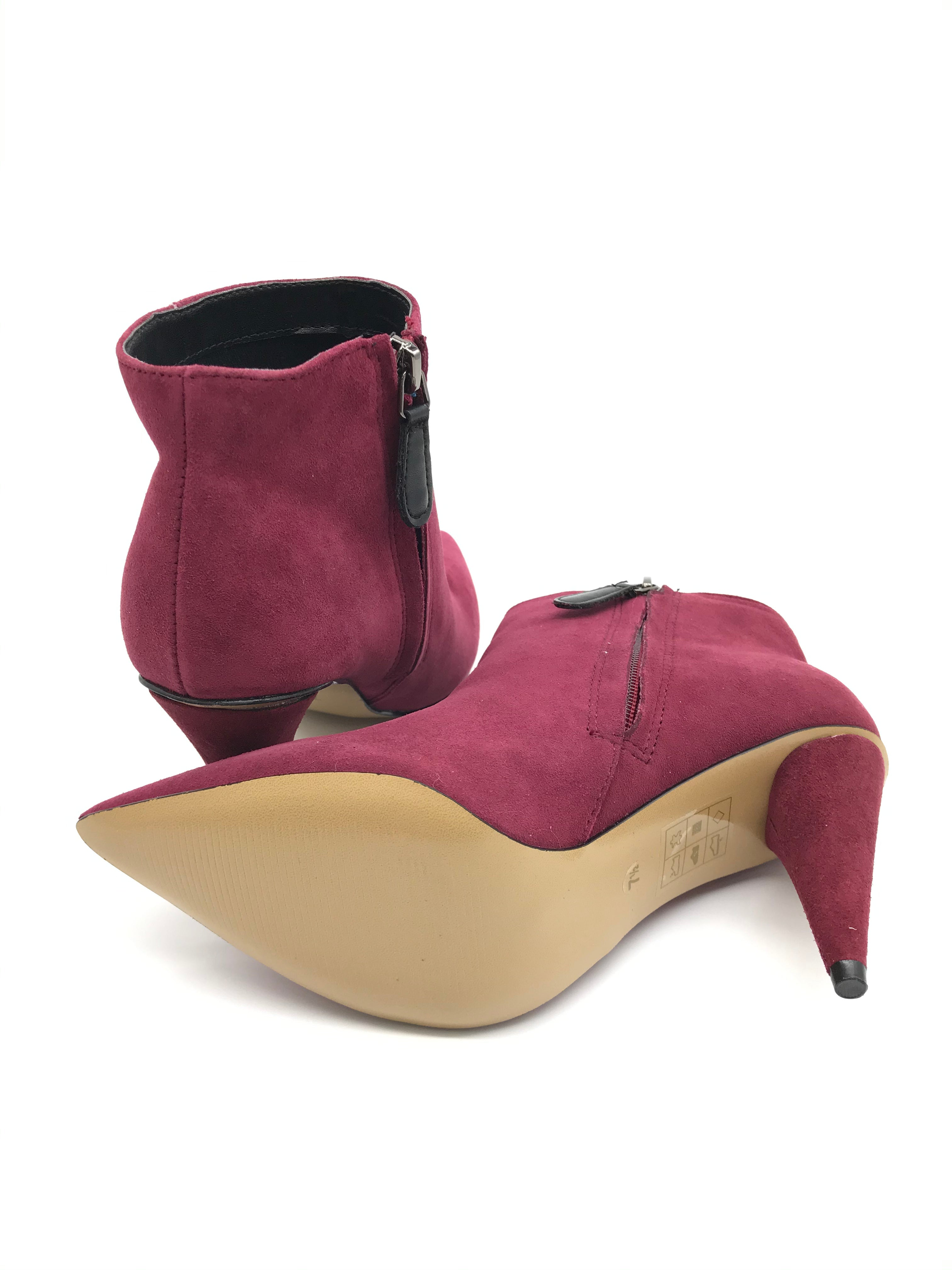 Photo #3 - BRAND: DOLCE VITA <BR>STYLE: BOOTS ANKLE <BR>COLOR: RASPBERRY <BR>SIZE: 7.5 <BR>SKU: 262-26211-140557<BR>NEW CONDITION - NEVER WORN