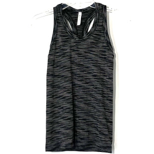 Primary Photo - BRAND: ATHLETA STYLE: ATHLETIC TANK TOP COLOR: BLACK WHITE SIZE: XS SKU: 262-26211-143165