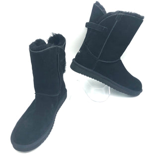 Primary Photo - BRAND: KOOLABURRA BY UGG STYLE: BOOTS ANKLE COLOR: BLACK SIZE: 11 SKU: 262-26275-74636