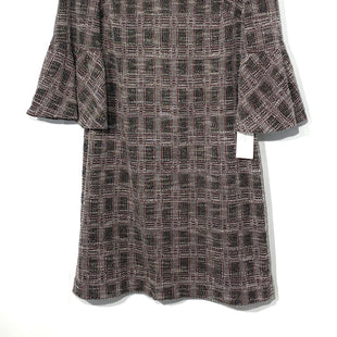 Primary Photo - BRAND: CALVIN KLEIN STYLE: DRESS SHORT 3/4 SLEEVE COLOR: PLAID SIZE: XL SKU: 262-26275-68114