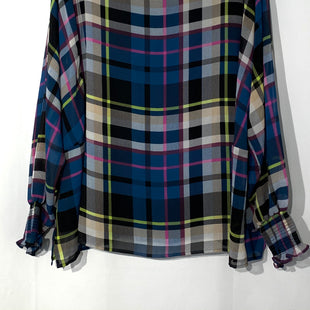 Primary Photo - BRAND: VINCE CAMUTO STYLE: TOP LONG SLEEVE COLOR: PLAIDSIZE: 3X SKU: 262-262101-1793