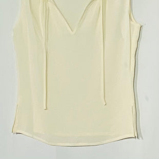 Primary Photo - BRAND: ESCADA STYLE: TOP SLEEVELESS COLOR: CREAM SIZE: M /34SKU: 262-26275-69726EUROPEAN SIZE 34100% SILK