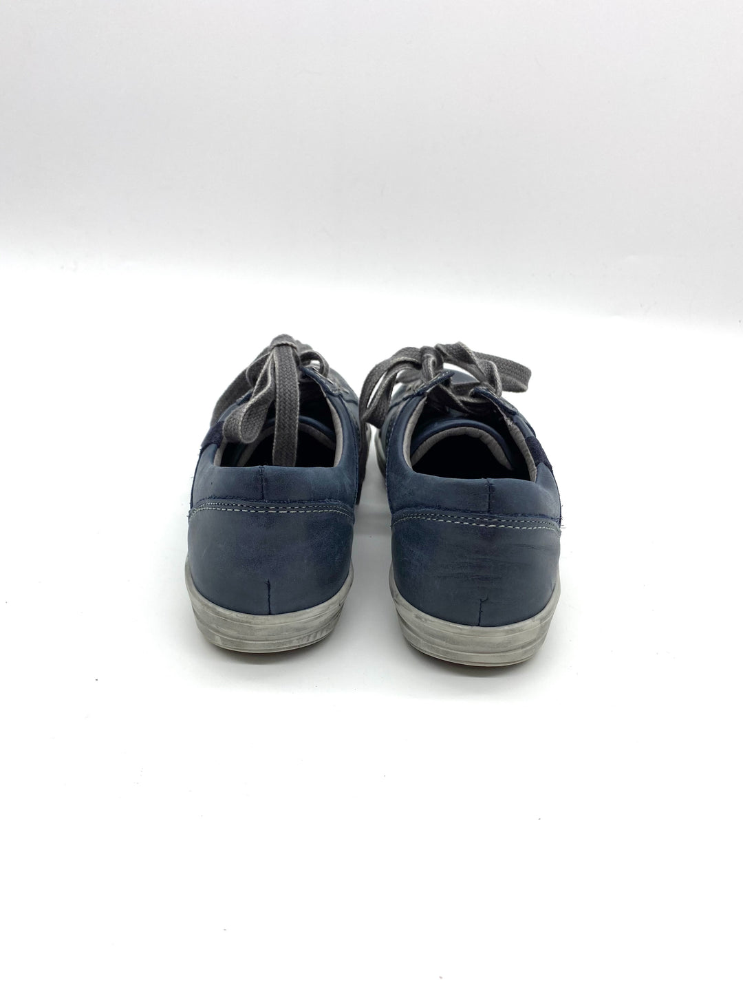 Photo #4 - BRAND: JOSEF SEIBEL <BR>STYLE: SHOES FLATS <BR>COLOR: SLATE BLUE <BR>SIZE: 6 /36<BR>SKU: 262-26241-42774