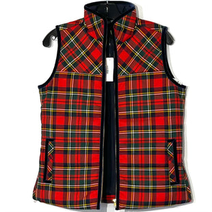 Primary Photo - BRAND: J CREW STYLE: VEST COLOR: PLAID SIZE: XS SKU: 262-26241-45086