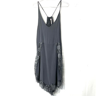 Primary Photo - BRAND: FREE PEOPLE STYLE: DRESS SHORT SLEEVELESS COLOR: GREY SIZE: L SKU: 262-26275-74593