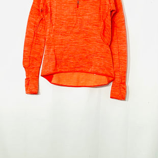 Primary Photo - BRAND: NIKE APPAREL STYLE: ATHLETIC TOP COLOR: ORANGE SIZE: S SKU: 262-26275-71184DRI-FIT