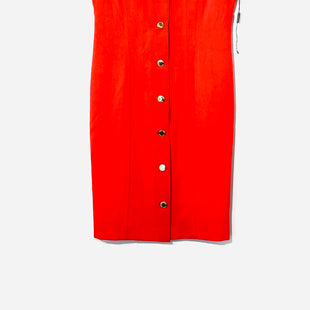 Primary Photo - BRAND: CALVIN KLEIN STYLE: DRESS SHORT SLEEVELESS COLOR: RED SIZE: XS /2SKU: 262-26275-74021