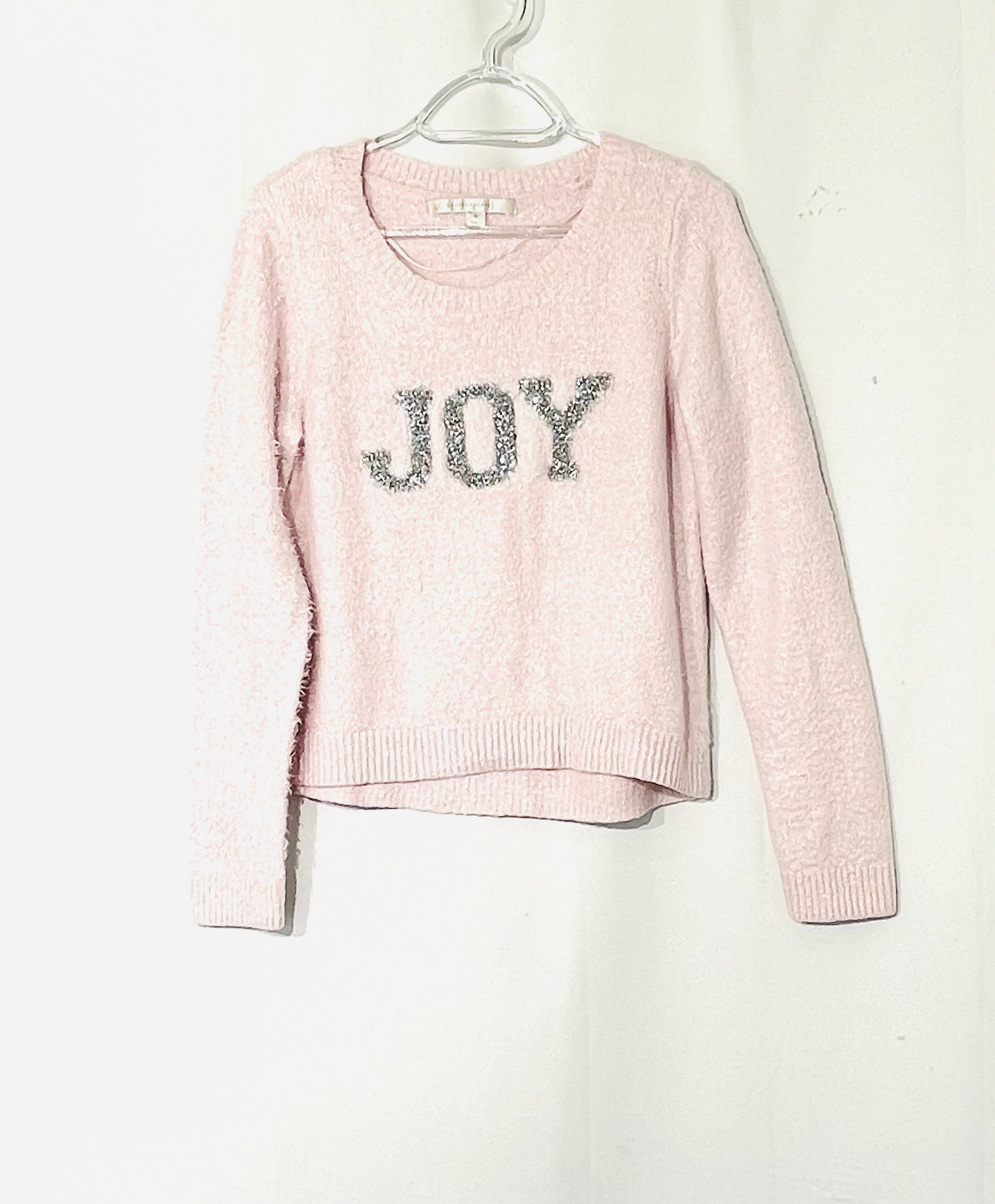 Primary Photo - BRAND: LAUREN CONRAD <BR>STYLE: SWEATER LIGHTWEIGHT <BR>COLOR: LIGHT LILAC<BR>SIZE: M <BR>SKU: 262-26241-44600