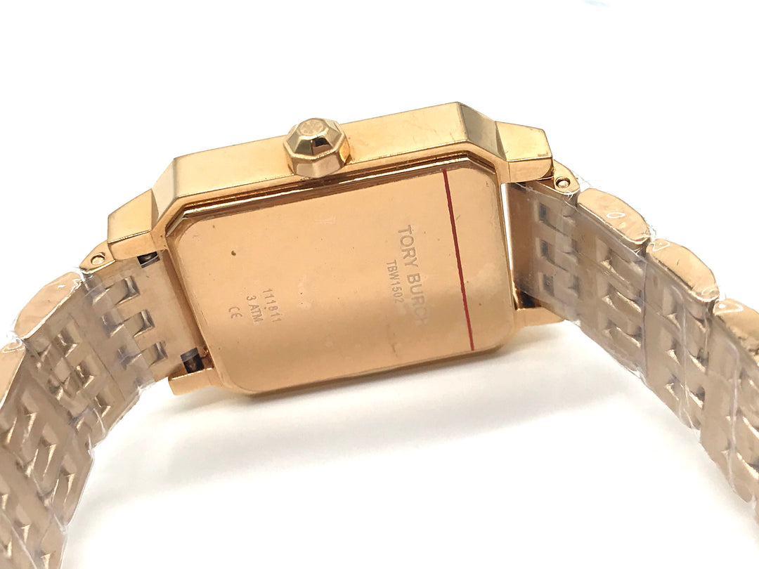 Photo #3 - BRAND: TORY BURCH <BR>STYLE: WATCH <BR>COLOR: GOLD <BR>SKU: 262-262100-172<BR>IN NEW AND WORKING CONDITION <BR>DESIGNER BRAND - FINAL SALE