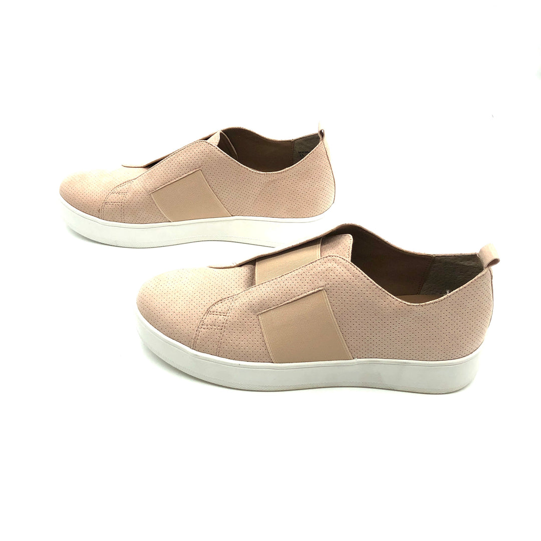 Photo #4 - BRAND: STEVE MADDEN <BR>STYLE: SHOES FLATS <BR>COLOR: LIGHT PINK <BR>SIZE: 9.5 <BR>SKU: 262-26275-75063<BR><BR>AS IS FINAL SALE <BR>LIKE NEW